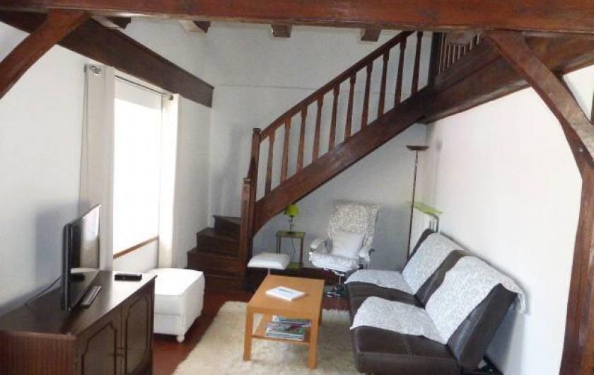 Location de vacances - Maison - Villa à Pénestin - Salon