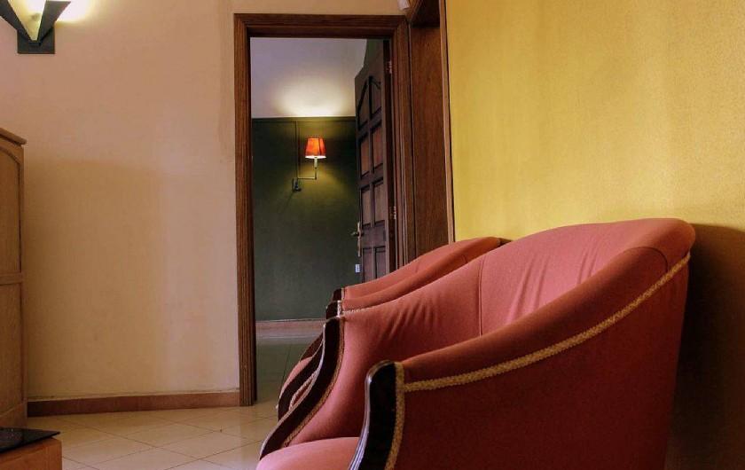 Location de vacances - Villa à Triolet - Etage