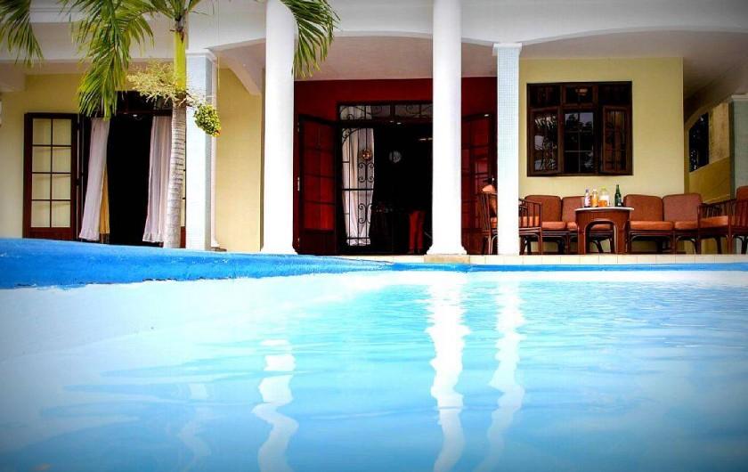 Location de vacances - Villa à Triolet
