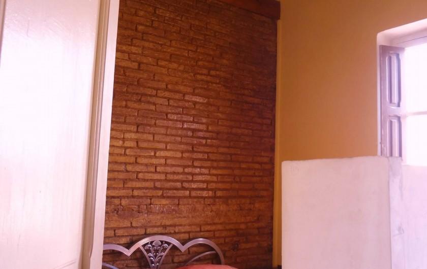 Location de vacances - Appartement à Valence - Double bed