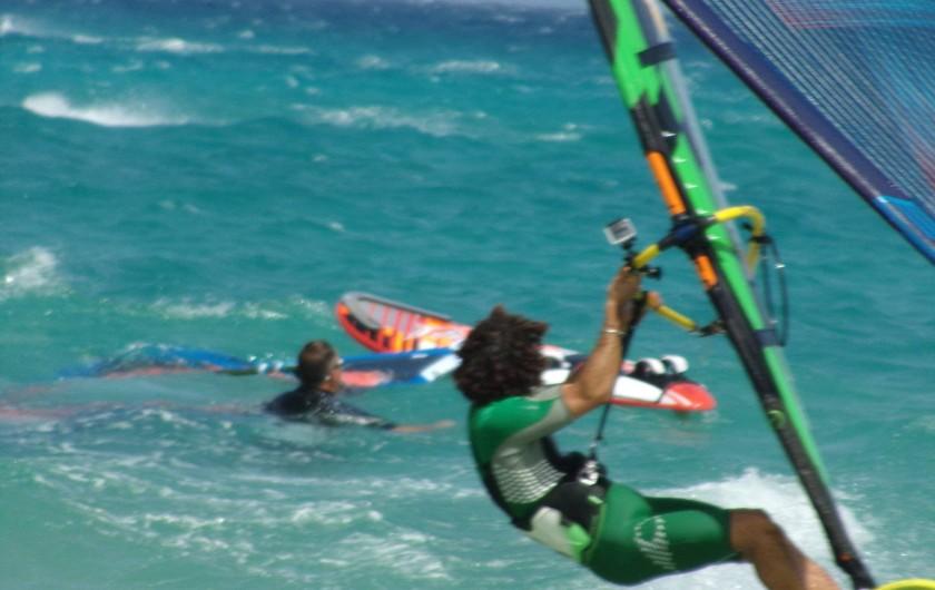 Location de vacances - Appartement à Valence - Windsurfing