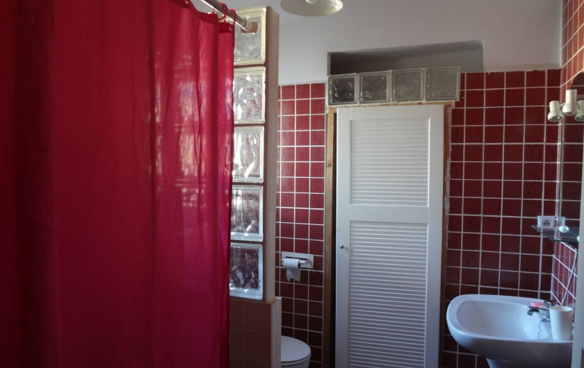 Location de vacances - Appartement à Valence - Bathroom
