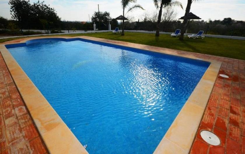 Location de vacances - Villa à Alcantarilha