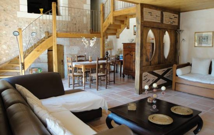 Location de vacances - Gîte à Sourzac