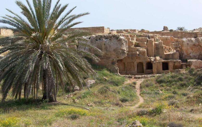 Location de vacances - Appartement à Kato Paphos - Site des mosaïques et tombeaux des rois (UNESCO), Paphos