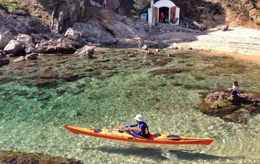 Location de vacances - Appartement à Platja d'Aro - Vous pouvez pratiquer des sports nautiques