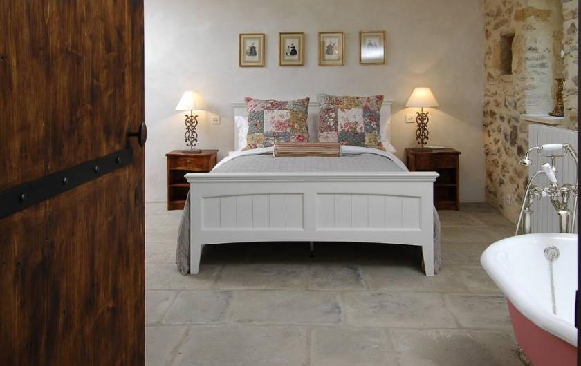 Location de vacances - Chambre d'hôtes à La Bruguière - La Magnanerie
