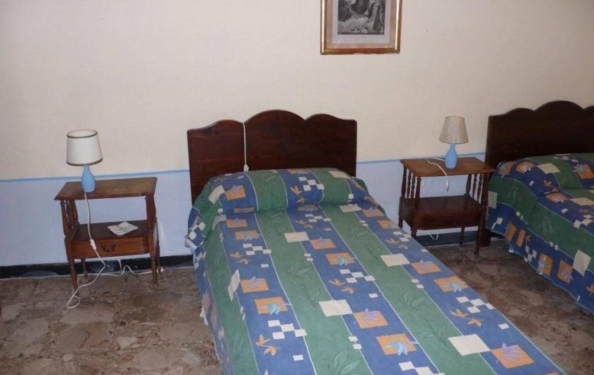 Location de vacances - Appartement à Levanto - Chambre n.2
