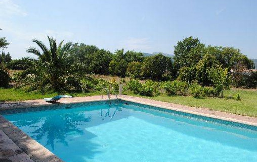Location de vacances - Maison - Villa à Cuers