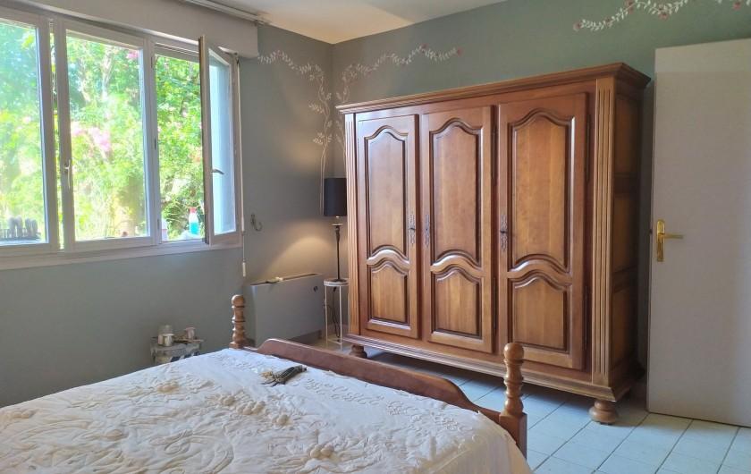 Location de vacances - Appartement à Bagnac-sur-Célé - Côté nord