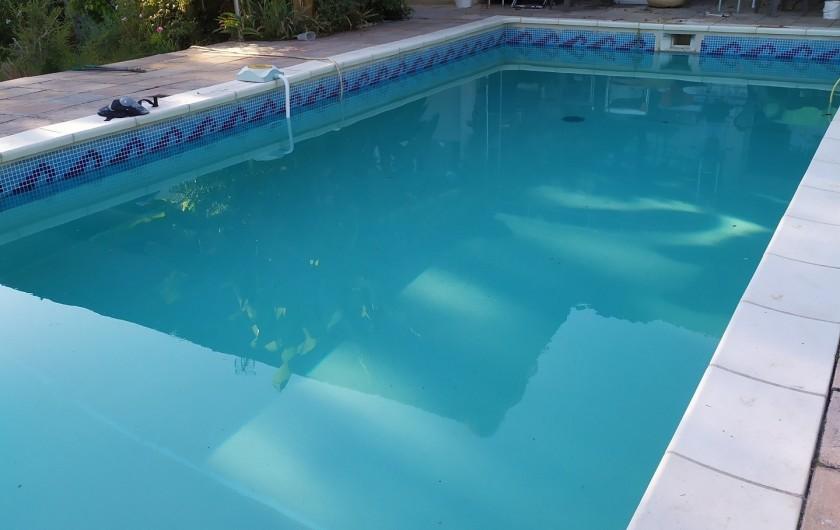 Location de vacances - Appartement à Bagnac-sur-Célé