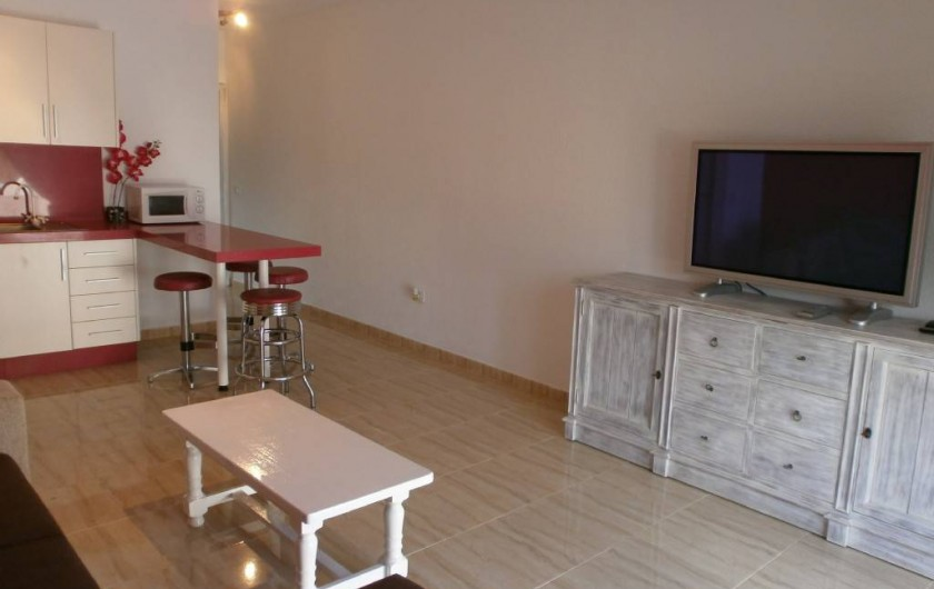 Location de vacances - Appartement à Costa del Silencio