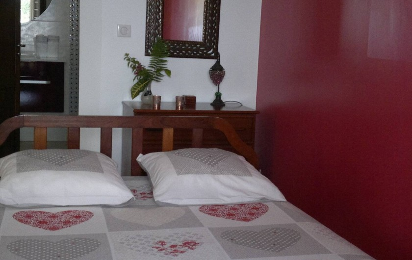 Location de vacances - Maison - Villa à Les Trois-Îlets - chambre 1