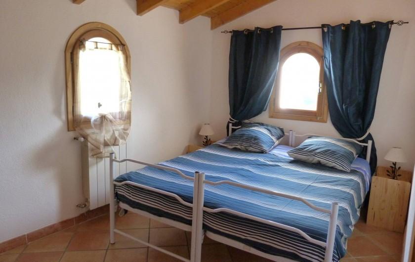 Location de vacances - Villa à Breil-sur-Roya - chambre 2