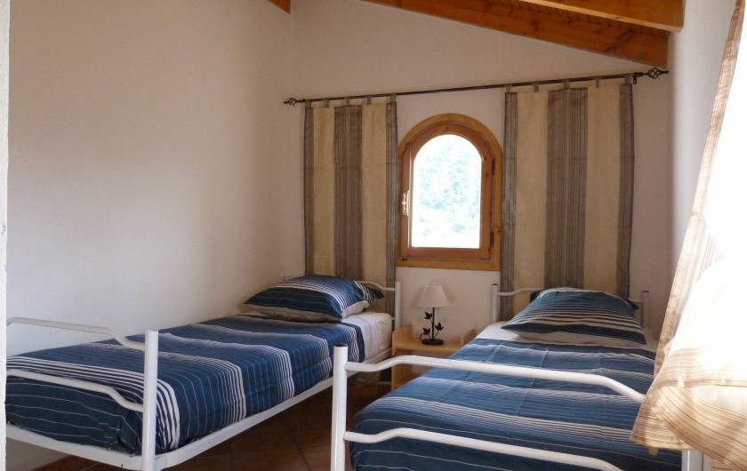 Location de vacances - Villa à Breil-sur-Roya - chambre 3