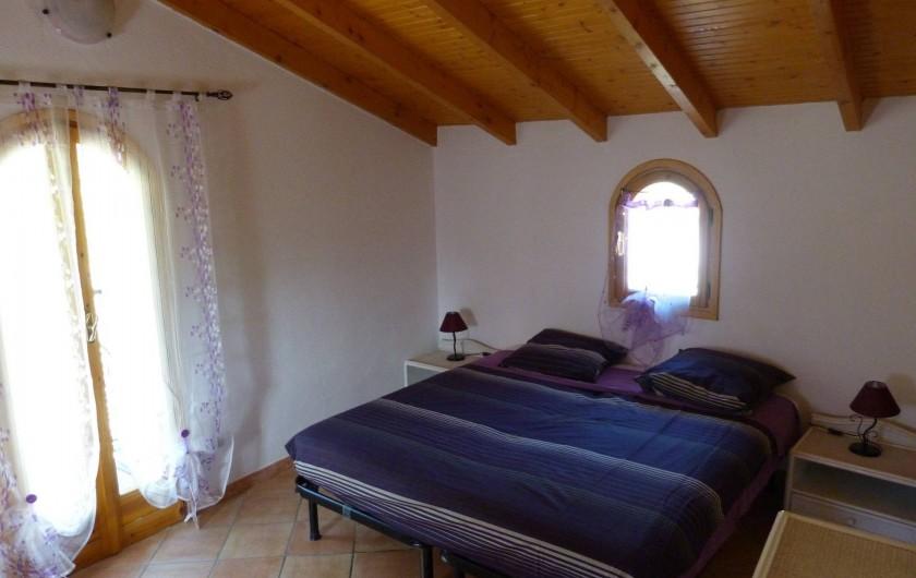 Location de vacances - Villa à Breil-sur-Roya - chambre 1