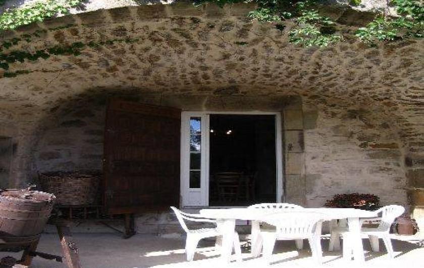 Location de vacances - Appartement à Saint-Paul-le-Jeune
