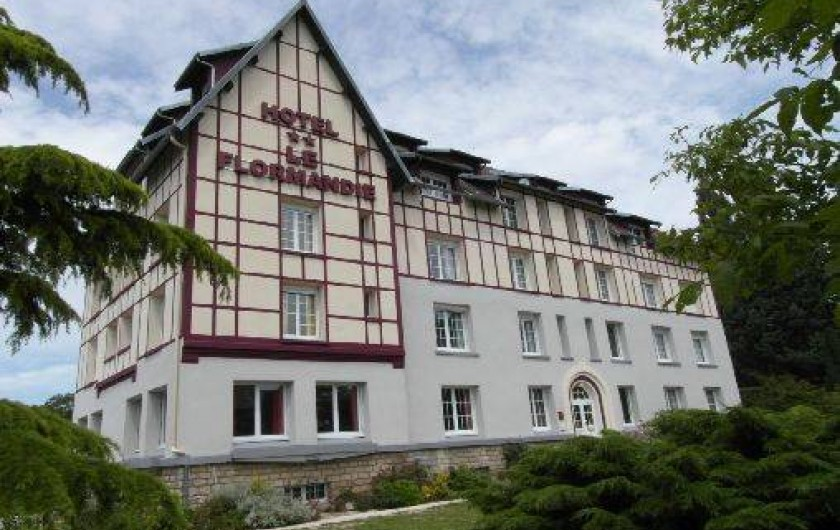 Location de vacances - Hôtel - Auberge à Notre-Dame-de-Gravenchon