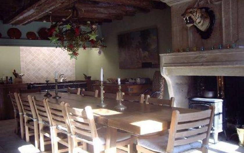 Location de vacances - Moulin à Monthou-sur-Cher