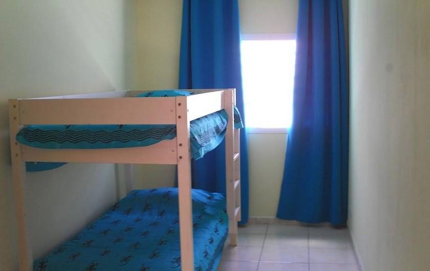 Location de vacances - Villa à Piton Saint-Leu - Chambre 3