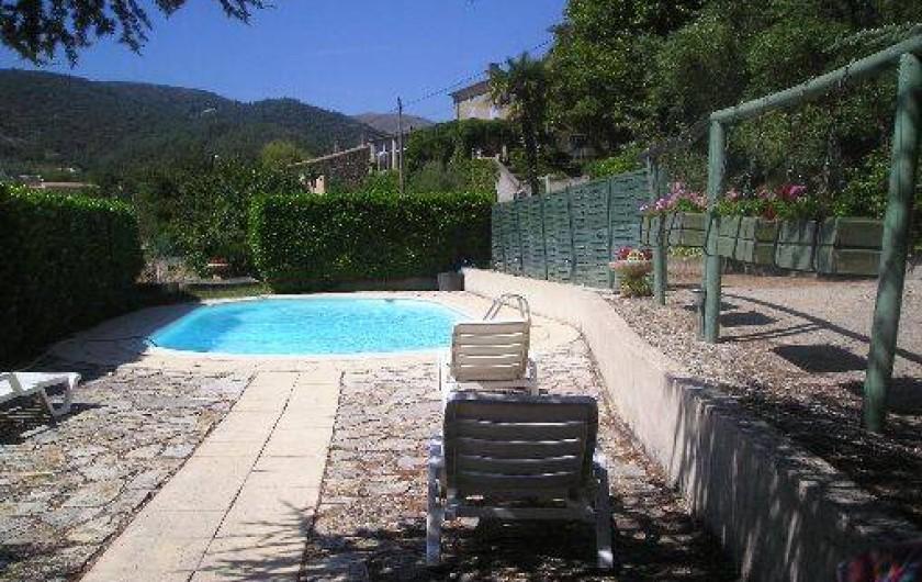 Location de vacances - Gîte à Saint-Julien-en-Saint-Alban
