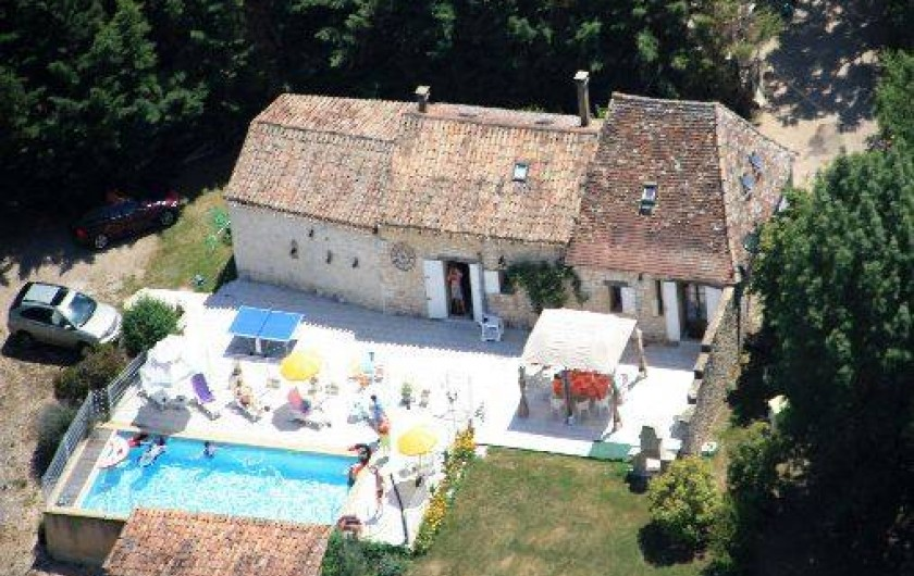 Location de vacances - Villa à Beaumont-du-Périgord