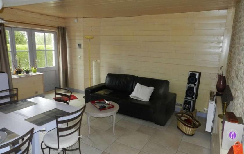 Location de vacances - Gîte à Clinchamps-sur-Orne