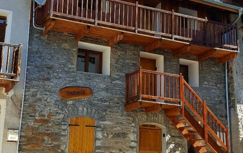 Location de vacances - Chalet à Les Granges