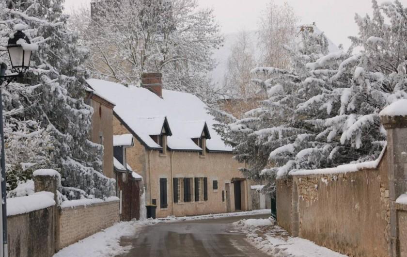 Location de vacances - Gîte à La Ferté-Villeneuil