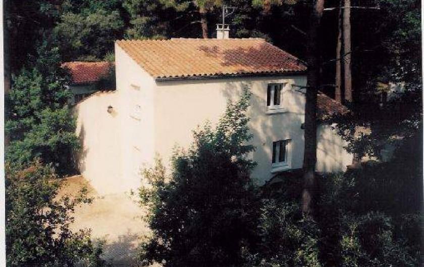 Location de vacances - Villa à Le Grand-Village-Plage