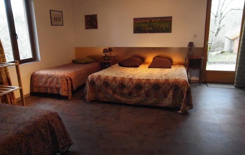 Location de vacances - Gîte à Charensat - El Caminito