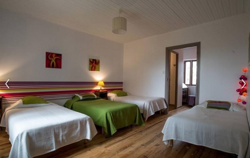 Location de vacances - Gîte à Charensat - La Bohème