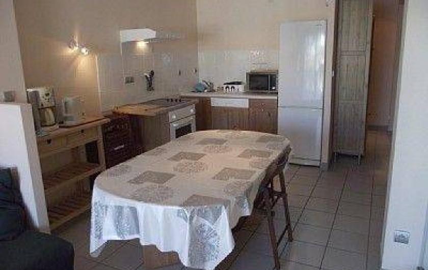 Location de vacances - Appartement à Saint-Sorlin-d'Arves
