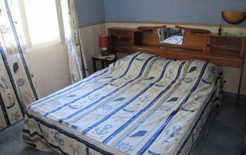 Location de vacances - Villa à Soulac-sur-Mer - Chambre 1