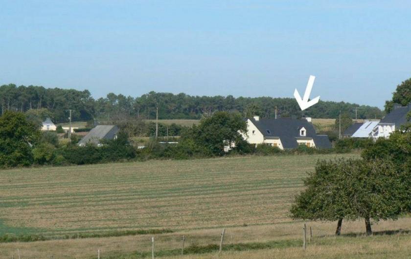 Location de vacances - Maison - Villa à Nivillac - La Belle Vilaine d'un sentier à pied à proximité.
