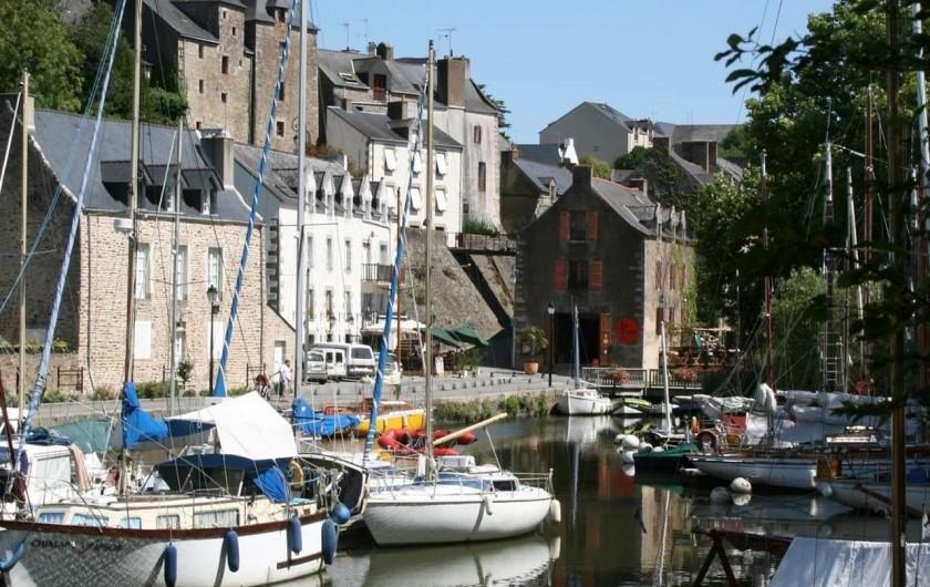 Location de vacances - Maison - Villa à Nivillac - Vieux Port La Roche Bernard 10 minutes du gite