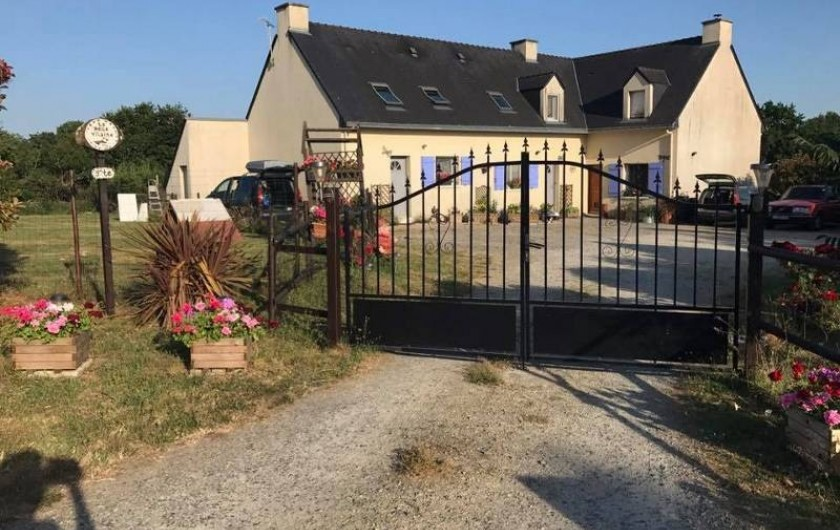Location de vacances - Maison - Villa à Nivillac - La Belle Vilaine Gites.