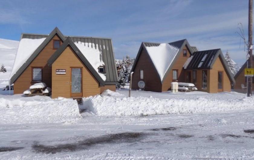 Location de vacances - Chalet à Font d'Urle