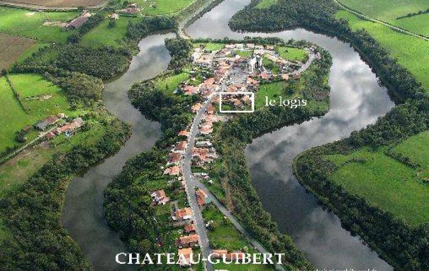 Location de vacances - Gîte à Château-Guibert - Château-Guibert
