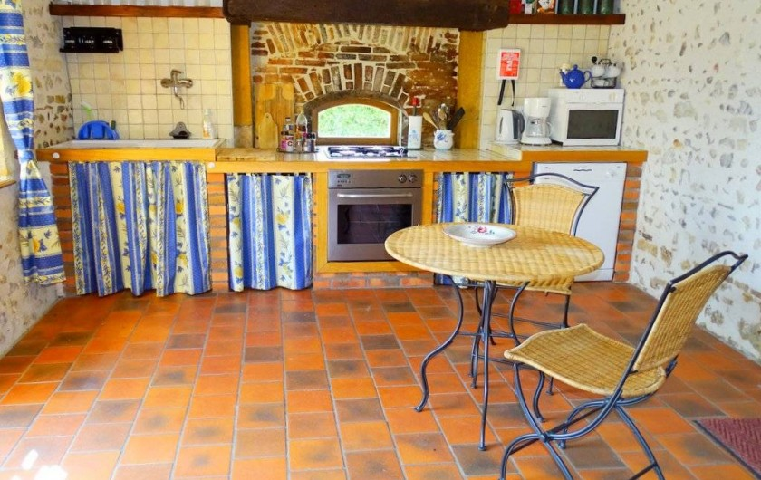 Location de vacances - Maison - Villa à Poisson - Cuisine