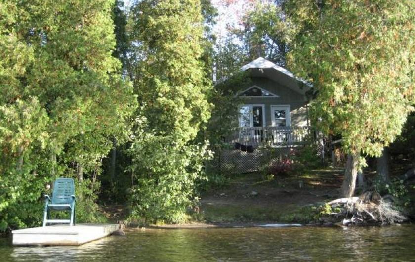 Location de vacances - Chalet à Shawinigan - 4520 chalet 2 chambres