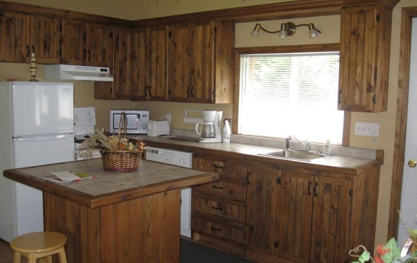 Location de vacances - Chalet à Shawinigan - 4400-cuisine