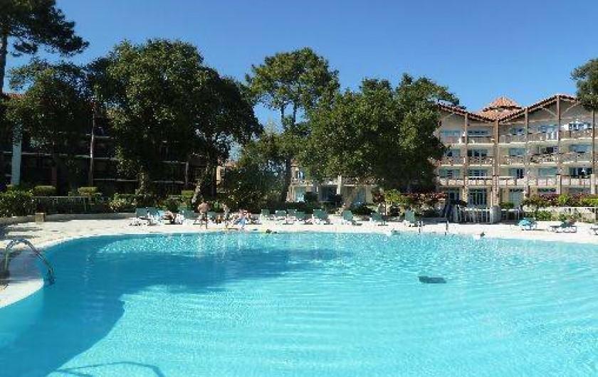 Location de vacances - Appartement à Moliets-et-Maa