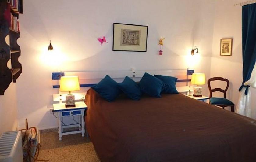 Location de vacances - Villa à San Carlos - 2 lits joints ou separés