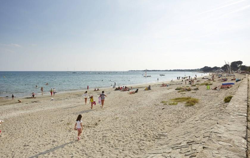 Location de vacances - Camping à Sarzeau