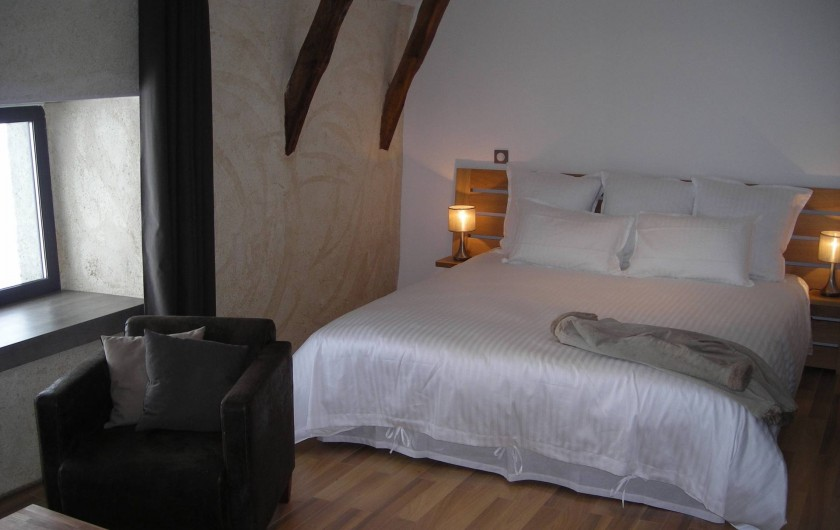 Location de vacances - Chambre d'hôtes à Nasbinals - Chambre Bès