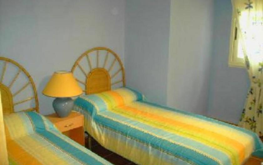 Location de vacances - Appartement à Carcaixent - Chambre 2