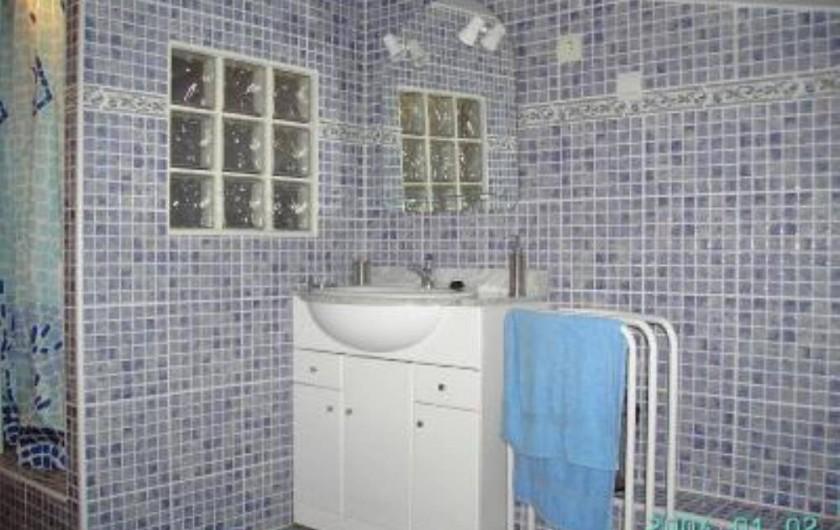 Location de vacances - Appartement à Carcaixent - Salle de bain