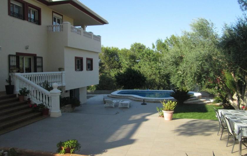 Location de vacances - Appartement à Carcaixent - Façade