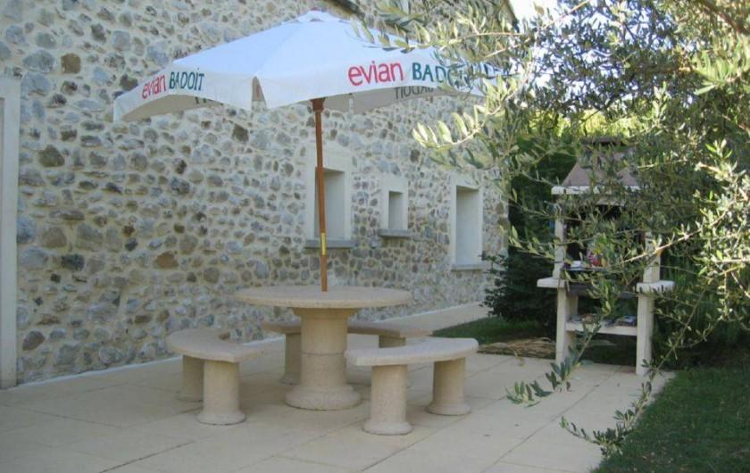 Location de vacances - Gîte à Mirabel-aux-Baronnies